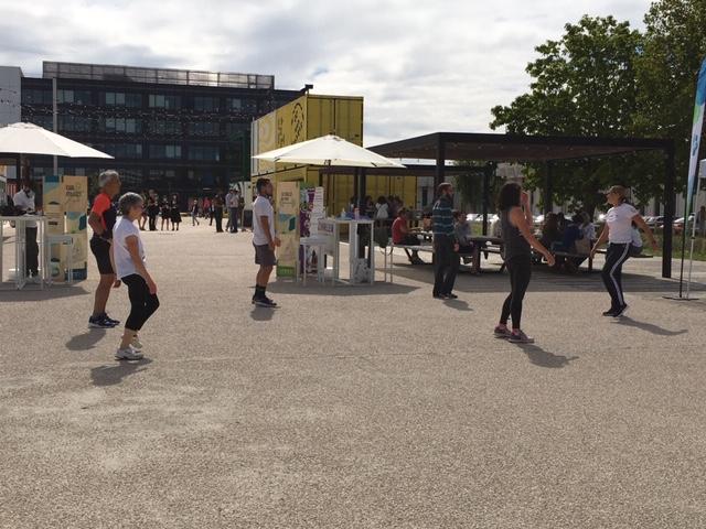 Forum des services - Parc Icade Paris Orly-Rungis - début septembre 2020