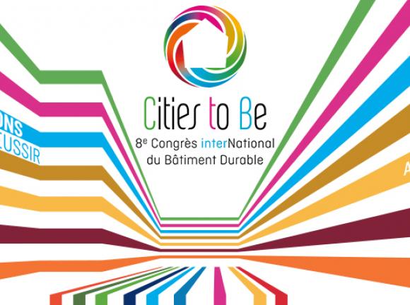 ICADE sponsorise et participe à l'évènement CITIES TO BE le 12-13 Septembre à Angers