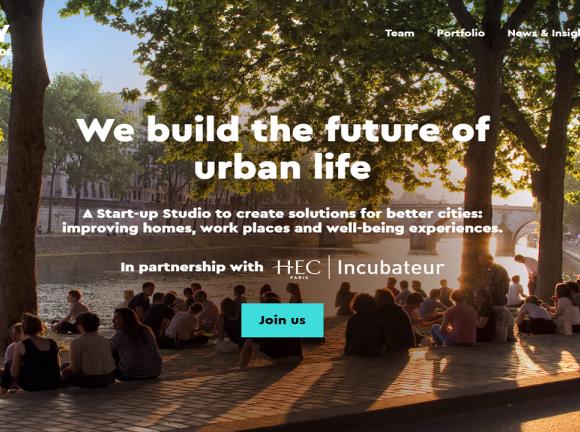 Urban Odyssey, le start-up studio by Icade, lance son 3ème appel à entrepreneurs pour co-créer des start-up répondant aux enjeux de la ville et de l'immobilier de demain.