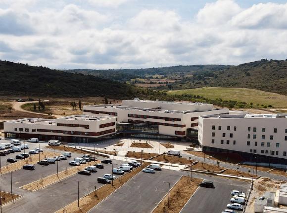 Icade Santé : livraison de 4 cliniques pour un investissement total de 76 M€.