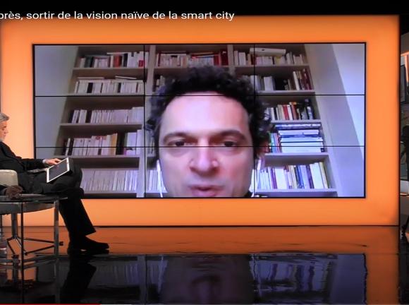 ITW de Nicolas Bellego, Responsable Open Innovation Icade