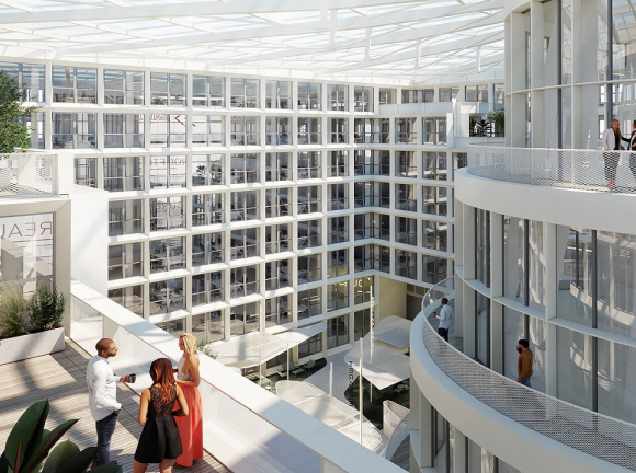 Icade – Foncière Tertiaire  Poursuite de la rotation d'actifs et pré-commercialisation de près de 30 000 m² de bureaux
