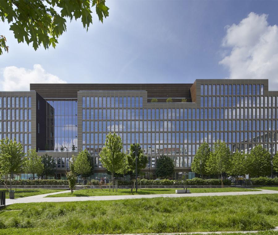 Pulse building, Saint-Denis (93)