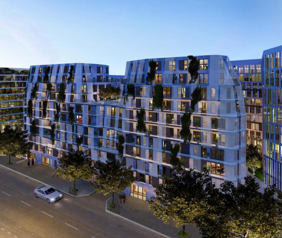 Logements Nouvelle Vague - Nanterre (92) - Architecte : Maud Caubet Architectes