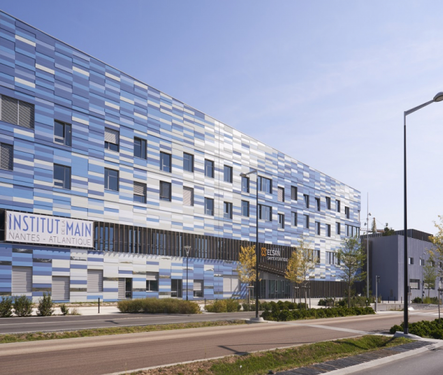 "The Elsan group's ""Santé Atlantique"" health complex in Saint-Herblain (44)"